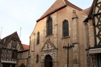 Visite Commentée De L'église Saint-pierre De Montluçon. à Montlucon