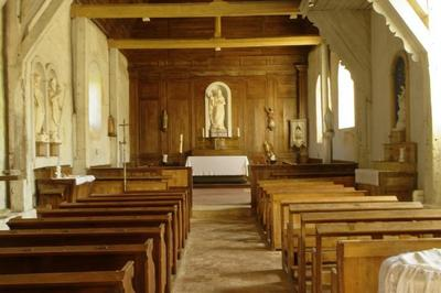 Visite Commentée De L'église Saint-romain à Saint Romain le Preux