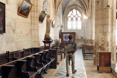 Visite Commentée De L'église, Son Histoire Et Son Architecture à Beauvais