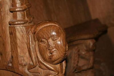 Visite Commentée De L'église St-amand Et Du Chapitre. à Saint Chamant