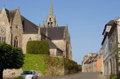 Visite Commentée De L'église St Ténénan à Guerlesquin