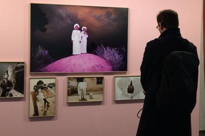 Visite Commentée De L'exposition Croyances : Faire Et Défaire L'invisible à Paris 18ème