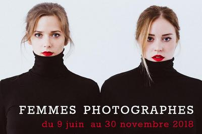 Visite Commentée De L'exposition Femmes Photographes. à Montmelian