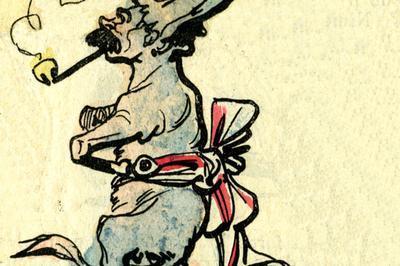 Visite Commentée De L'exposition La Caricature Raconte L'histoire De France à Nogent sur Marne