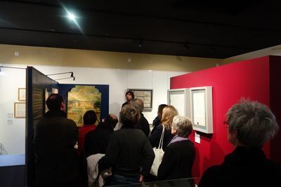 Visite Commentée De L'exposition La Haute-marne Et Les Haut-marnais Dans La Grande Guerre à Chamarandes
