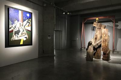 Visite Commentée De L'exposition La Passion En Bleu & Jean Bertholle à Lille