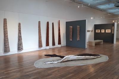 Visite Commentée De L'exposition Le Temps De L'arbre à Pont de Vaux