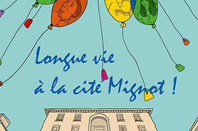 Visite Commentée De L'exposition Longue Vie à La Cité Mignot à Lyon