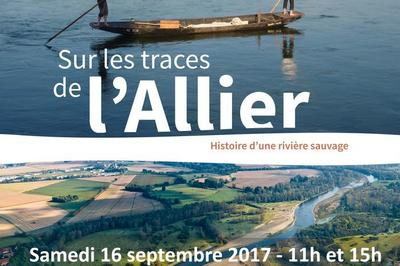 Visite Commentée De L'exposition Sur Les Traces De L'allier à Vichy