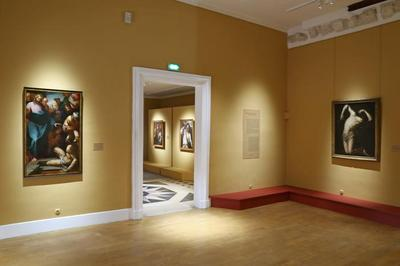 Visite Commentée De L'exposition Temporaire « Heures Italiennes » à Beauvais