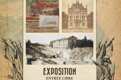 Visite Commentée De L'exposition Trésors D'archives à Bry sur Marne