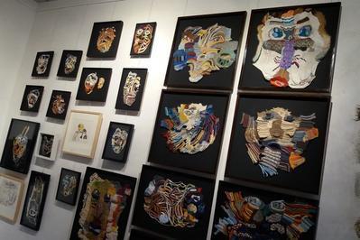 Visite Commentée De L'exposition Une Autre Histoire à Vicq sur Breuilh