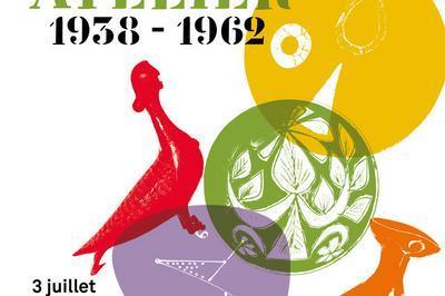 Visite Commentée De L'exposition Vallauris La Ville Atelier 1938-1962