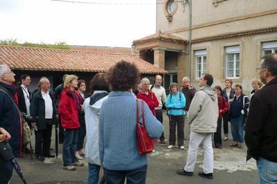 Visite Commentée De L'histoire De L'enseignement À Clisson