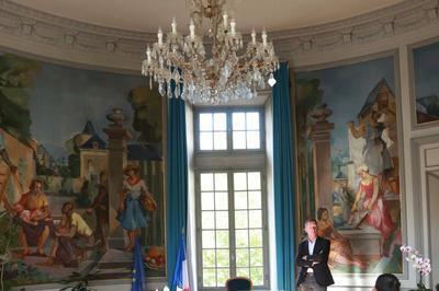 Visite Commentée De L'hôtel De Ville à Clamart