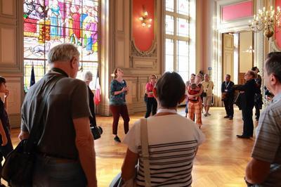 Visite Commentée De L'hôtel De Ville De Poitiers