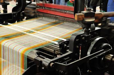 Visite Commentée : De La Balle De Coton Au Tissu à Bolbec