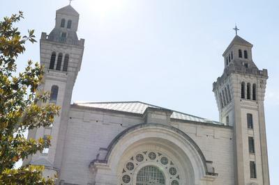 Visite Commentée De La Basilique Du Sacré-coeur. à Grenoble