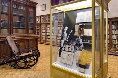 Visite Commentée De La Bibliothèque à Vichy