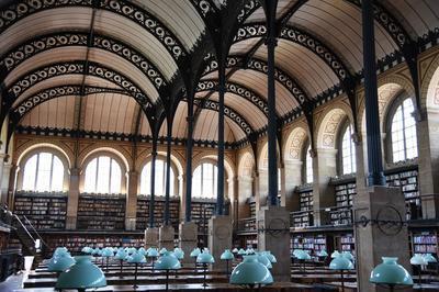 Visite Commentée De La Bibliothèque Sainte-geneviève Et De Ses Coulisses à Paris 5ème
