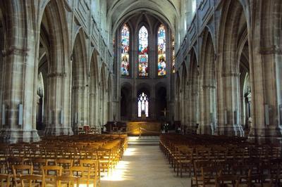 Visite Commentée De La Cathédrale à Blois