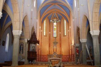 Visite Commentée De La Cathédrale Des Bauges à Jarsy