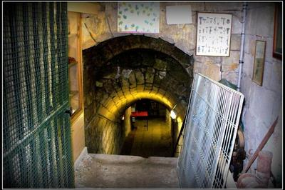 Visite Commentée De La Cave De L'hôtel Du Croissant à Beaumont sur Oise