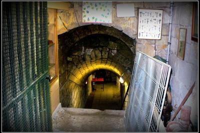 Visite Commentée De La Cave De L'hôtel Du Roissant à Beaumont sur Oise