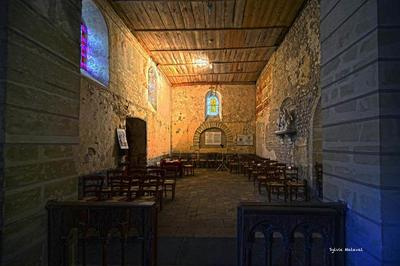 Visite Commentée De La Chapelle à Rochecorbon