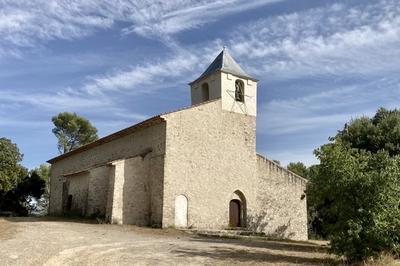 Visite Commentée De La Chapelle Saint Auxile à Callas