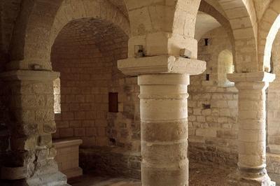 Visite Commentée De La Chapelle Saint Jean-baptiste à Argenteuil