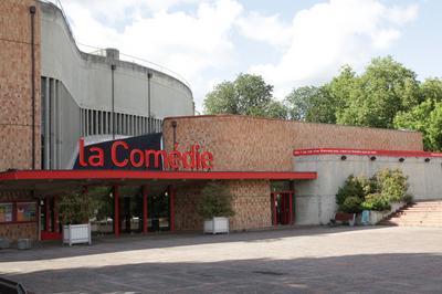 Visite Commentée De La Comédie à Reims