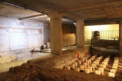 Visite Commentée De La Domus Gallo-romaine à Besancon