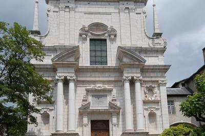 Visite Commentée De La Sainte-chapelle. à Chambery