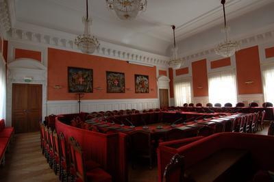 Visite Commentée De La Salle Des Délibérations Du Département De La Savoie. à Chambery