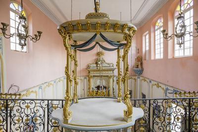 Visite Commentée De La Synagogue à Cavaillon