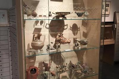 Visite Commentée Des Collections Du Louvre Déposées Dans Les Réserves De La Bnu à Strasbourg