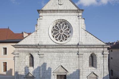 Visite Commentée Des Grandes Orgues à Annecy