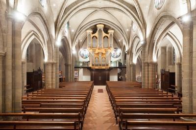 Visite Commentée Des Grandes Orgues D'evian à Evian les Bains