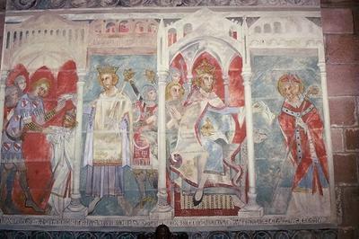 Visite Commentée Des Peintures Murales De La Cathédrale à Saint Dié des Vosges