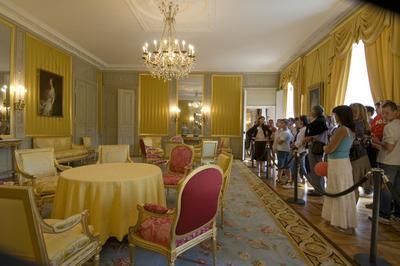 Visite Commentée Des Salons D'honneur. à Chambery