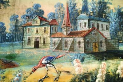 Visite Commentée Des Toiles Peintes Du Presbytère (18e Siècle) à Fresnay sur Sarthe