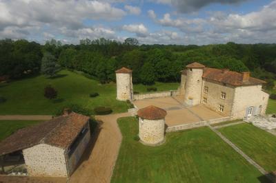 Visite Commentée Du Château à Confolens