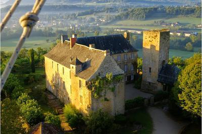 Visite Commentée Du Château à Cavagnac