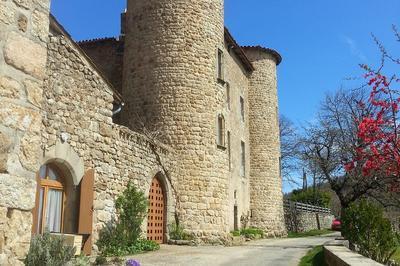 Visite Commentée Du Château à Silhac
