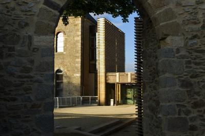 Visite Commentée Du Château à Mayenne