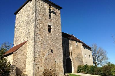 Visite Commentée Du Château De Cordiron à Burgille