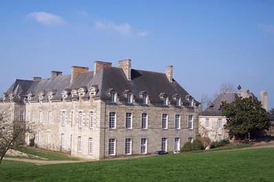 Visite Commentée Du Château De Couellan à Guitte