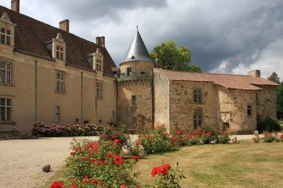 Visite Commentée Du Château De Fraisse à Nouic