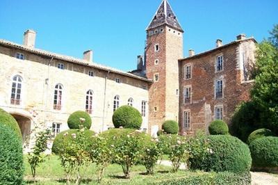 Visite Commentée Du Château De La Batie à Montceaux